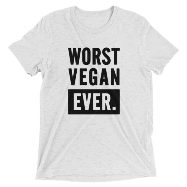 Worst vegan ever 5