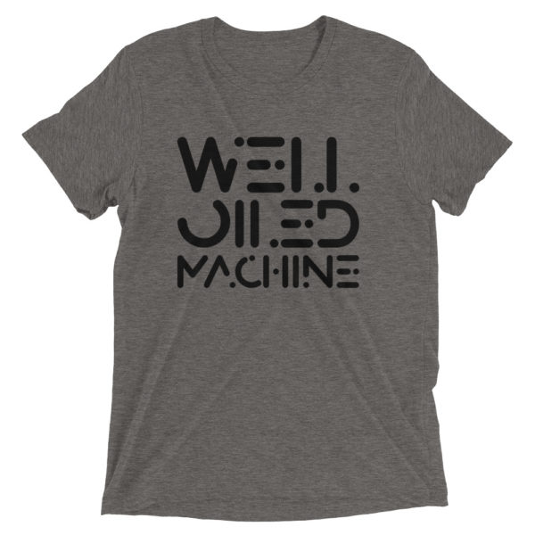 Well-oiled machine 1