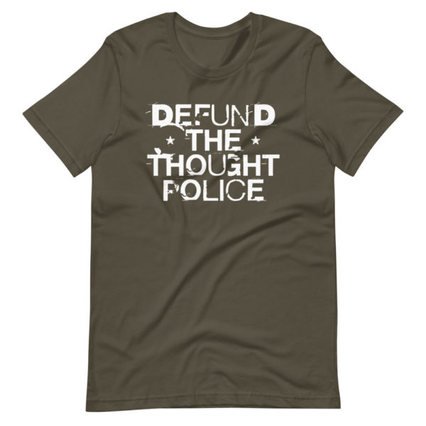 Defund the thought police 1