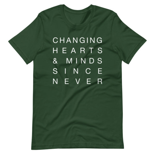 Changing hearts and minds 1